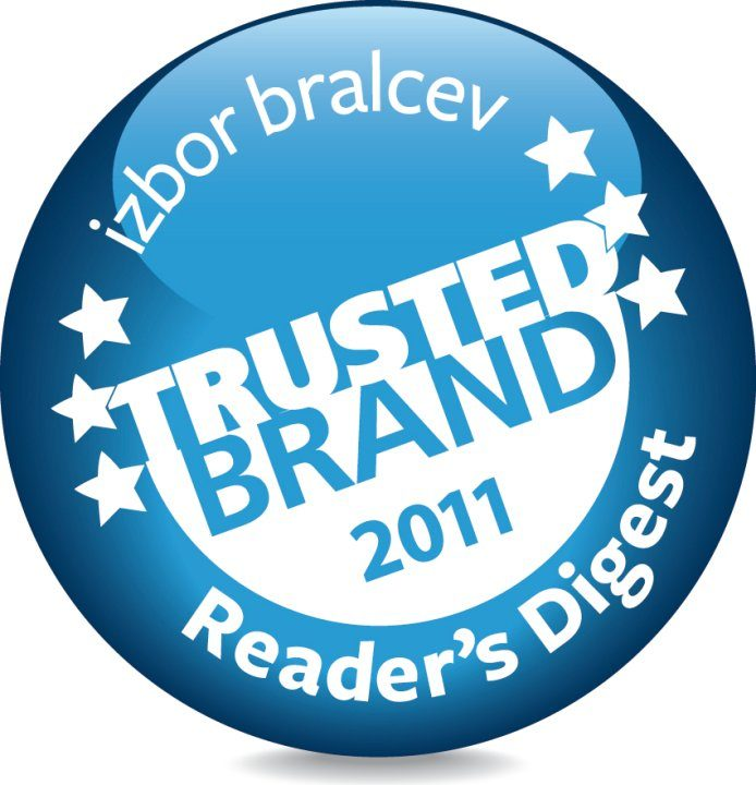 Gorenje awarded the 2011 Trusted Brand