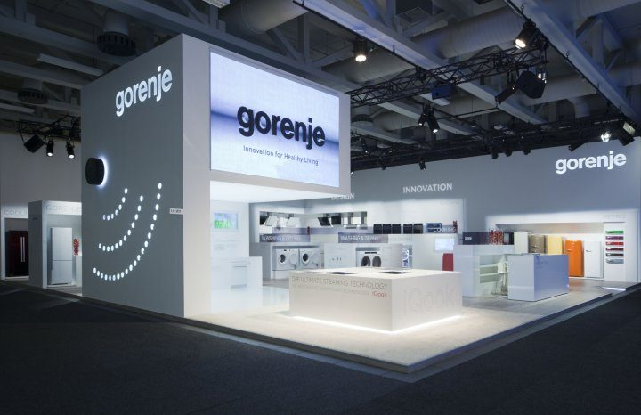 Gorenje at the IFA 2012 marketplace