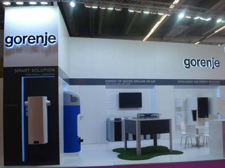 Heating equipment showcased in Paris