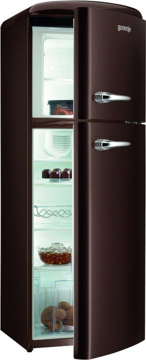 Refrigerator freezer combo of the Gorenje Retro Collection wins the prestigious Plus X Award