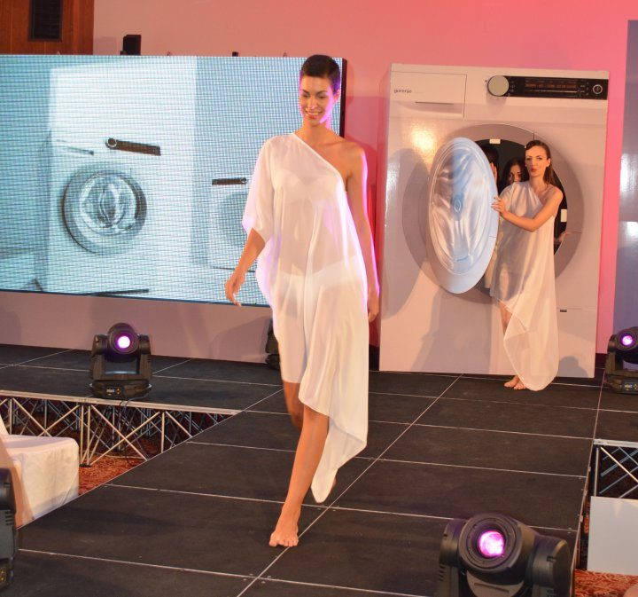 New generation washing machines and dryers unveiled in Bosnia and Herzegovina