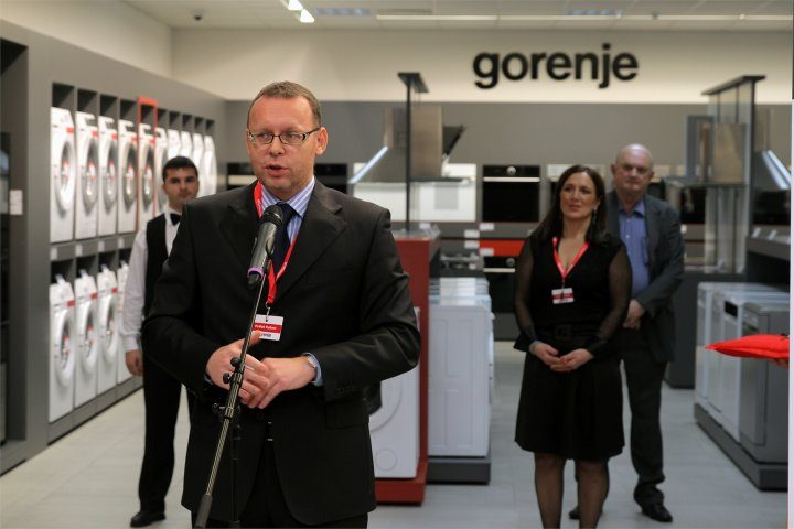 Gorenje opens a fourth Studio Gorenje in Bosnia and Herzegovina