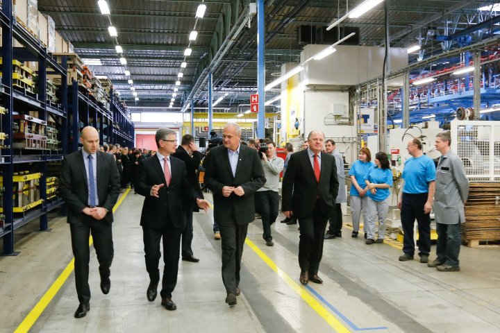For the first time in its corporate history, Gorenje Group manufactures dishwashers in Slovenia
