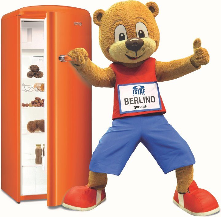 Gorenje partners with ISTAF Berlin