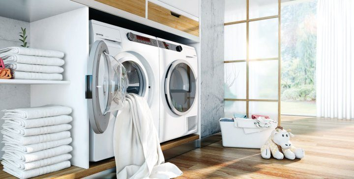 Gorenje announces trio of powerful products for laundry range