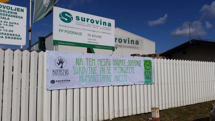 Once again, Gorenje Surovina will bring Pure Joy to children