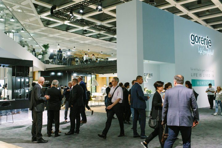 Hisense, Gorenje and Asko for the first time presenting together at IFA 2019 in Berlin