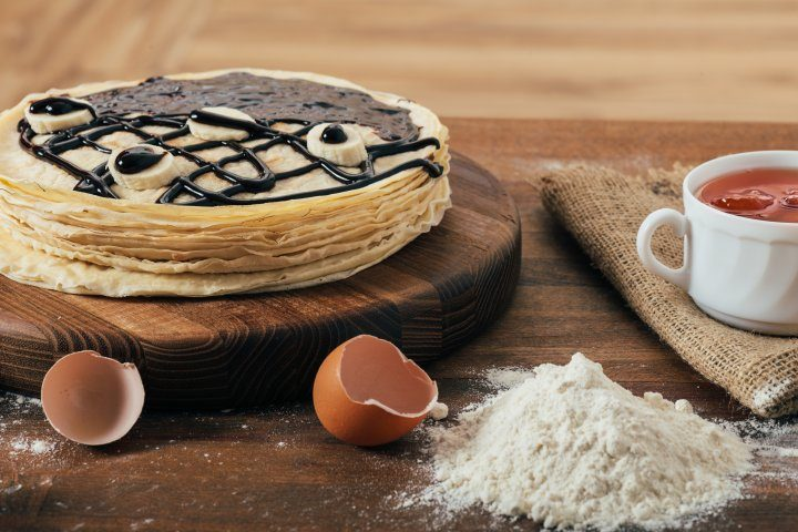 10 delicious alternative pancake toppings