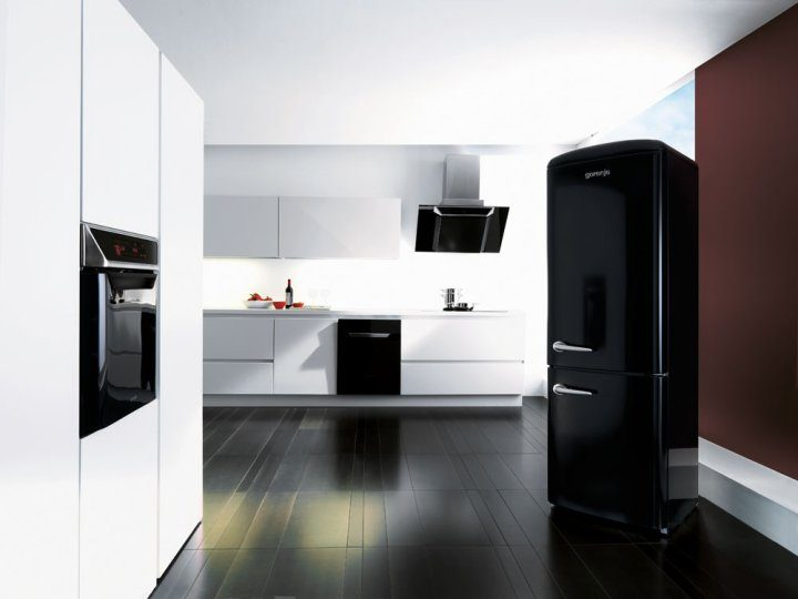 The new generation of Gorenje kitchen appliances exhibited in Berlin