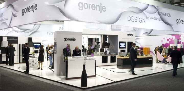 Gorenje at Berlin's IFA 2009 Fair