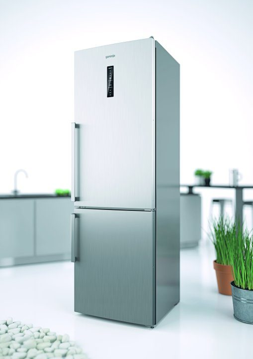 Turn your freezer into a fridge with Gorenje!