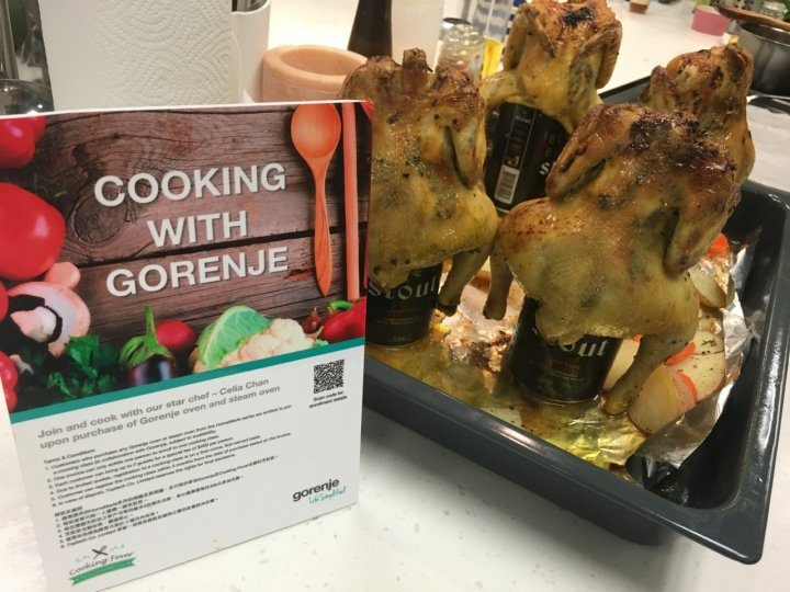 Gorenje x Cooking Fever