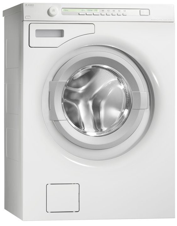 Asko washing machines score the best results