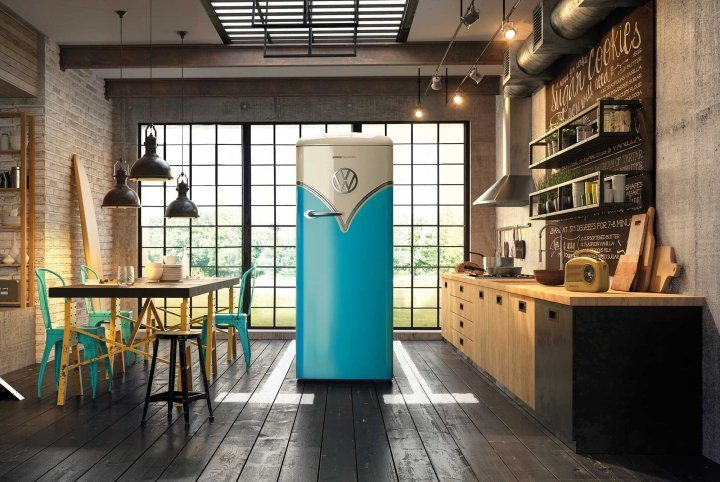 Where would you park your Gorenje Retro Special Edition? Chance to win!