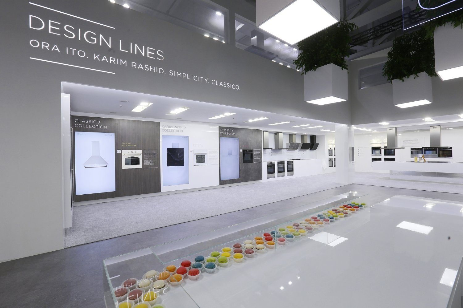 Exhibition Stand Assistant : Successful appearance for gorenje at ifa tradeshow in