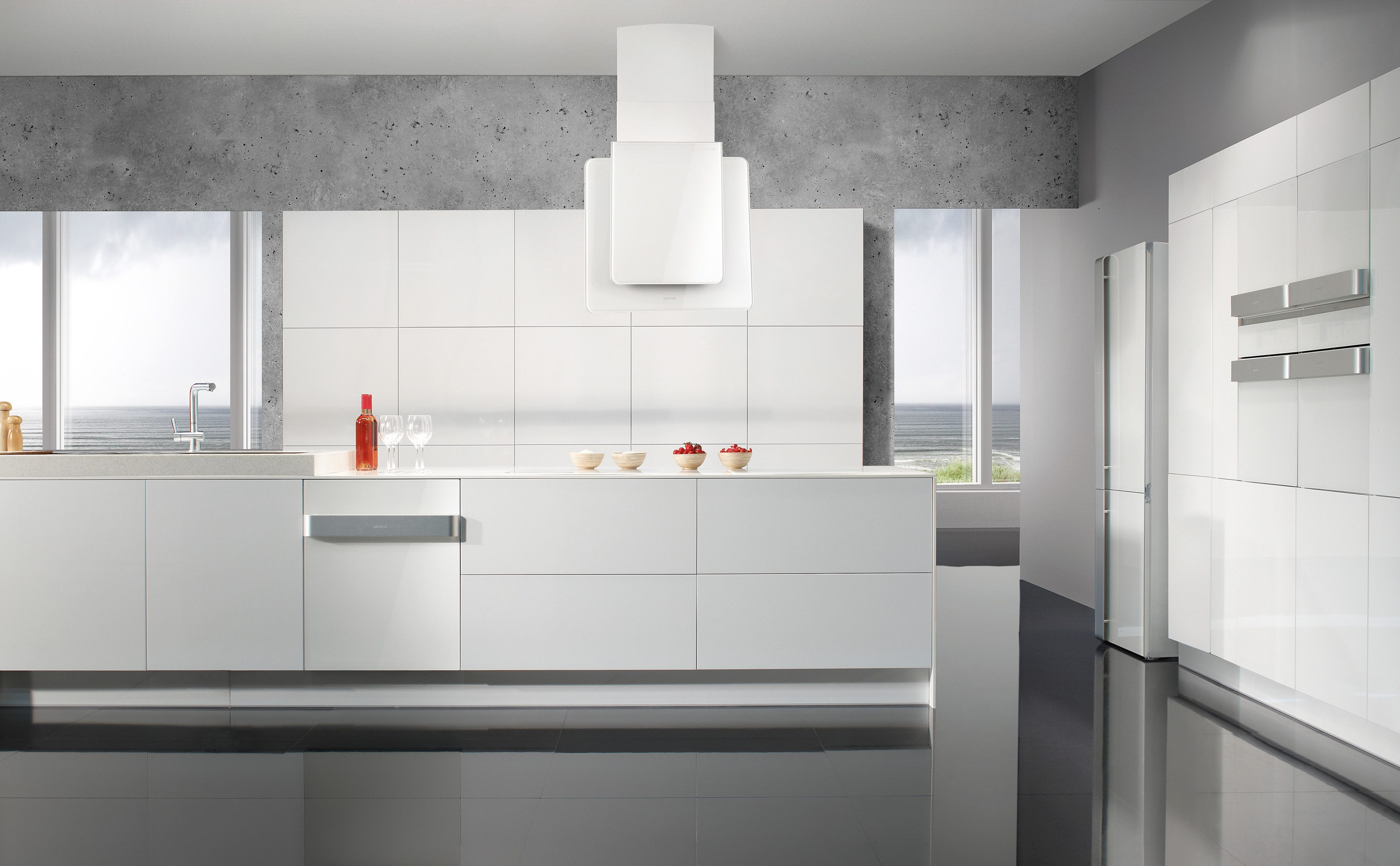 kitchen design white gorenje zeigt erneut pr 228 senz in berlin gorenje 1405
