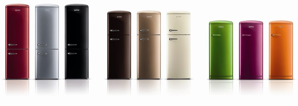 Chic Vintage Or Funky Pleasing Every Taste Gorenje