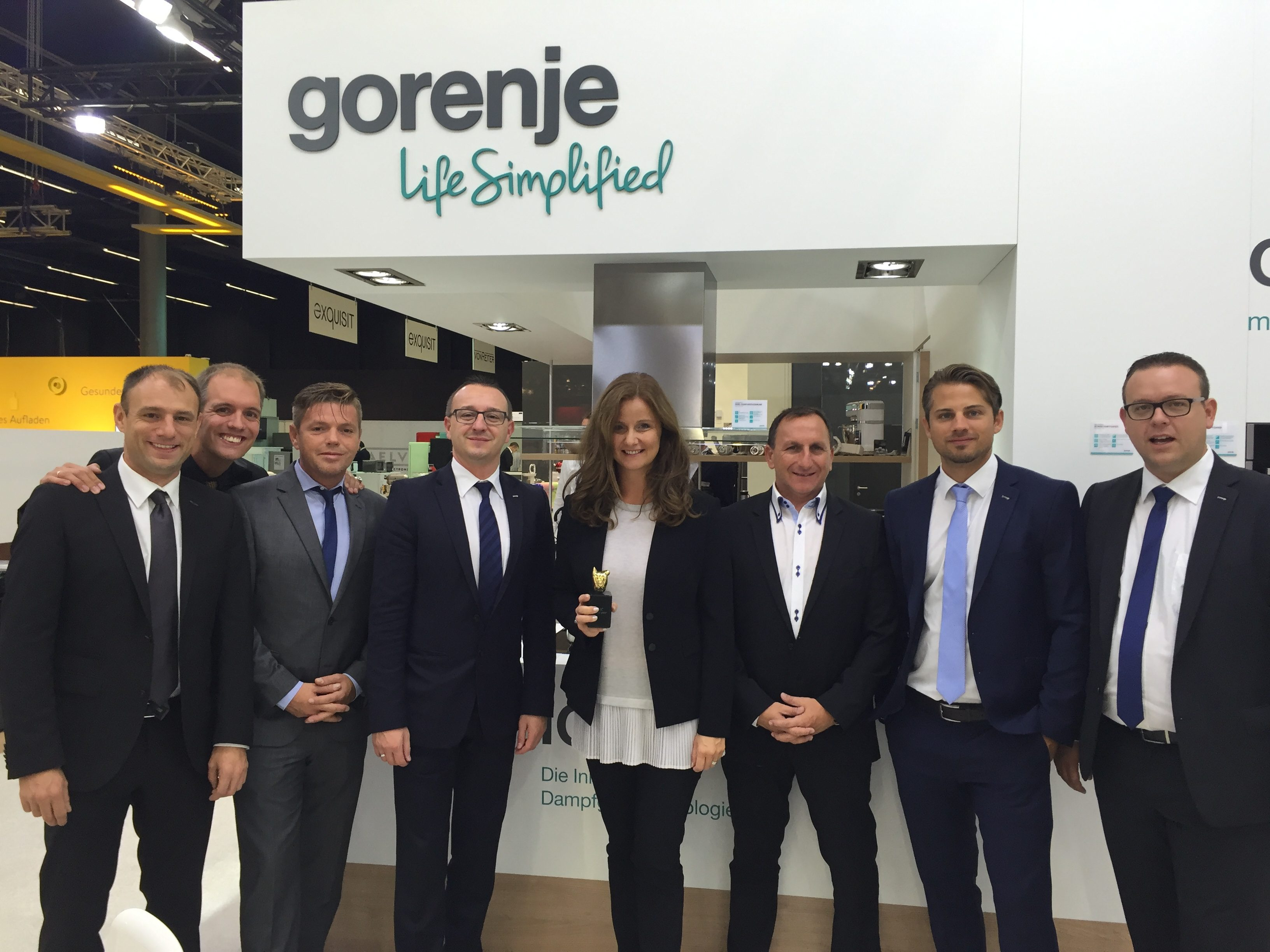 Gorenje Austria Wins The Supplier Of The Year Award Gorenje Group