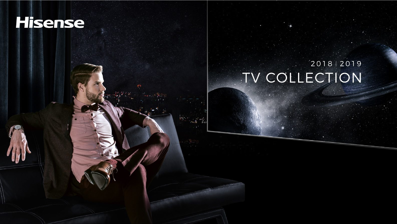 Hisense TV Collection