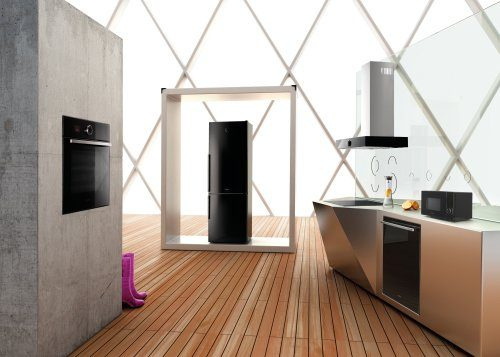 "Simplicity collection has its message: ""don't adapt to appliances, let the appliances adapt to you."""