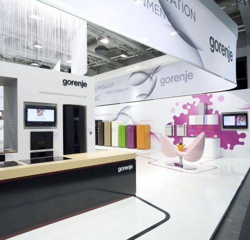 Gorenje IFA 2009 Press room