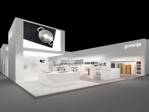 Gorenje auf der Home Appliances@IFA 2012 in Berlin