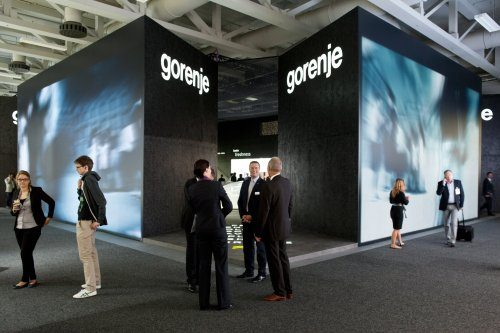 Gorenje IFA 2013 Press room