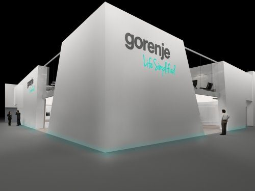 Gorenje IFA 2015 Press room