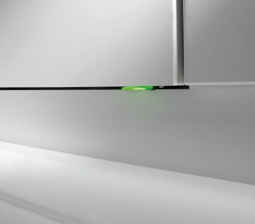 LED: Plus for total control of dishwasher operation