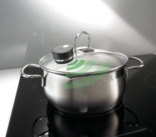 IQcook: Plus for innovation and revolutionary technology of the first hob featuring fully automatic steam cooking