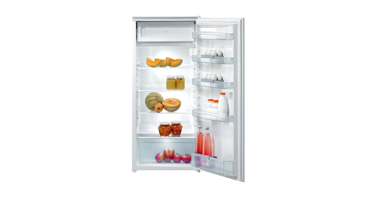 built in integrated refrigerator rbi4121aw gorenje. Black Bedroom Furniture Sets. Home Design Ideas